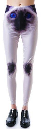 Iron Fist -  Leggings  - Donna Bianco bianco XS