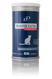 Transfer Factor Feline Complete (720 For The Price Of 600) By 4Life - 720 Servings (2 Grams Each) front-613968