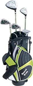 Paragon Rising Star Kids Golf Clubs Set / Ages 8-10 Green With Hat by Paragon Golf