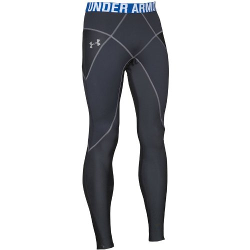 Under Armour Mens Cold Gear Core Compression Leggings Black
