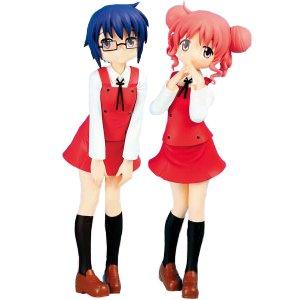 ひだまりスケッチ×ハニカム コレクションフィギュア2 ヒロ ・ 沙英 全2種セット