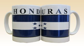 Honduras - One 12 Oz. Coffee Mug