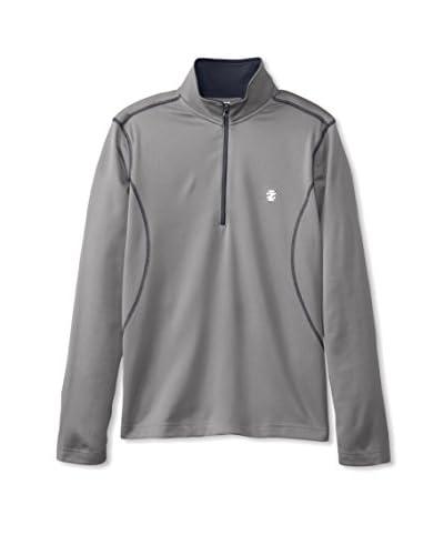 IZOD Men's Golf Pieced Pullover