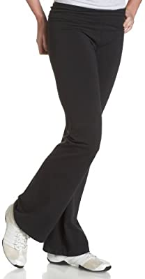Mj Soffe Juniors Yoga Roll-top Pant from MJ Soffe