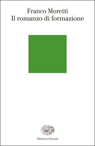 il-romanzo-di-formazione-biblioteca-einaudi-vol-52-italian-edition