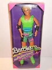 Barbie Rollerblade Ken by Mattel