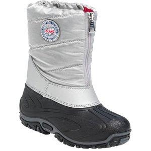 Olang BMX Kids Snow Boots (21/22, Silver)