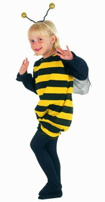 Bumble Bee Toddler Fancy Dress Costume Age 3-4