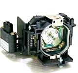 Replacement projector lamp PJxJ LMP-C161 with housing fits Sony VPL-CX70 / VPL-CX71 / VPL-CX75 / VPL-CX76 projectors