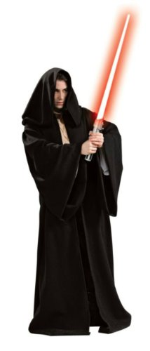 Sith Robe Hooded Adult Deluxe Costume Accessory