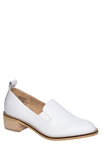 Lapera Low Heel Smoking Slipper