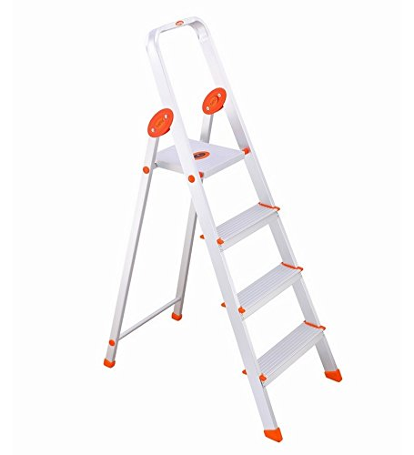 Bathla 3-Step Ladder plus Platform