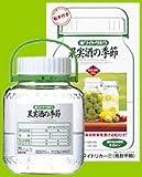 ホワイトタカラ果実酒の季節 4.5広口びん(ホワイトタカラ35% 1.8L)