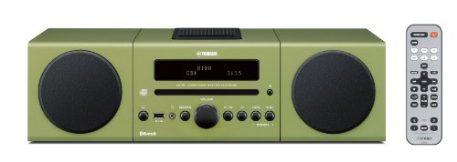 Yamaha Mcr-B142Gn Desktop Audio Bluetooth System (Green)
