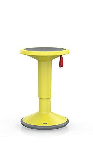 Interstuhl UPis1 Hocker Gelb Büro Design Kruel