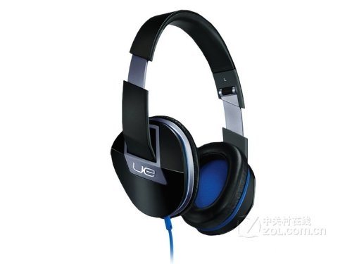 Logitech Ultimate Ears UE6000 Headphones Black ヘッドホン 【並行輸入品】