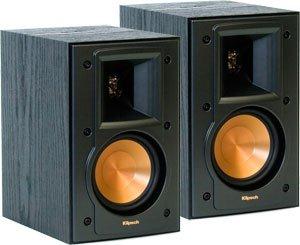 Klipsch Rb-41 Ii Bookshelf Speaker - Black - Pair