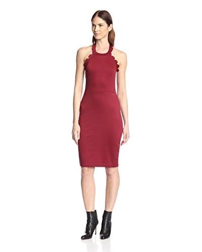 The Vanity Room Women's Ponte Sheath Dress