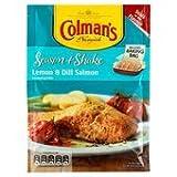 Colman's Season & Shake Lemon & Dill Salmon 18G