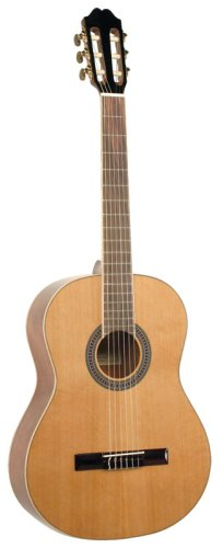 Antonio Hermosa Classical Guitar, Solid Cedar Top, Narrow Fretboard