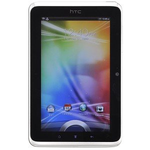 HTC Flyer P512 1.5GHz 1GB 16GB 7 Capacitive Touchscreen Tablet Android 2.3 w/Dual Cameras, Bluetooth 3.0 & microSD Slot