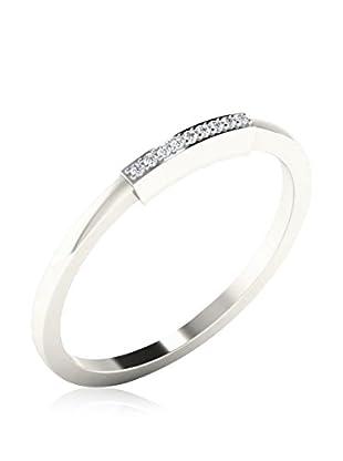 Friendly Diamonds Anillo (Oro Blanco)