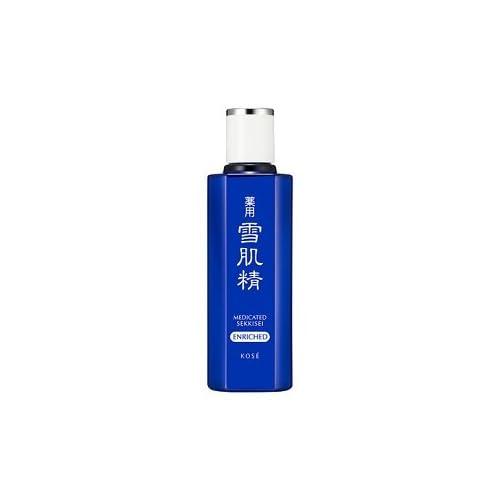 日本正品高丝药用雪肌精乳液滋润型 140ml