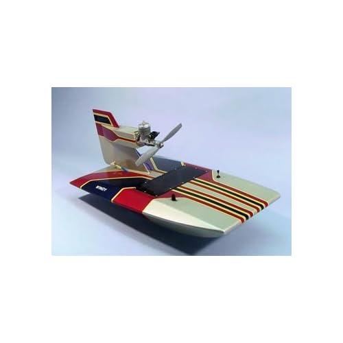 Windy Airboat Wooden Boat Kit by Dumas - WoWoLanWiNonp