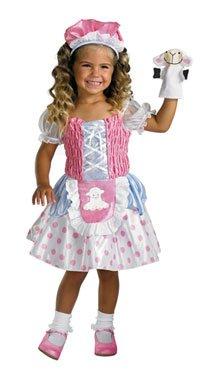 Little Bo Peep Infant Toddler Costume (12-18) (Toddler Bo Peep Costume)
