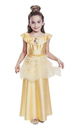 Belle Kids Costume - 4-6x