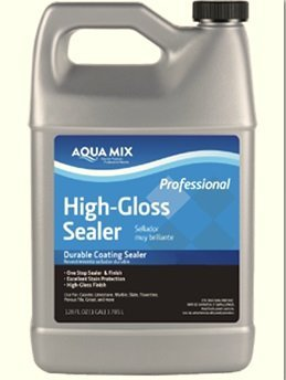 Aqua Mix High Gloss Sealer - Gallon by Aqua Mix (Aqua Mix High Gloss Sealer compare prices)