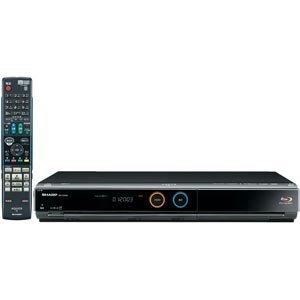 SHARP AQUOS ブルーレイディスクレコーダー HDD搭載320GB BD-HDW43