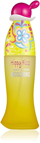 Moschino Cheap&Chic Hippy Fizz Eau de Toilette, Donna, 100 ml