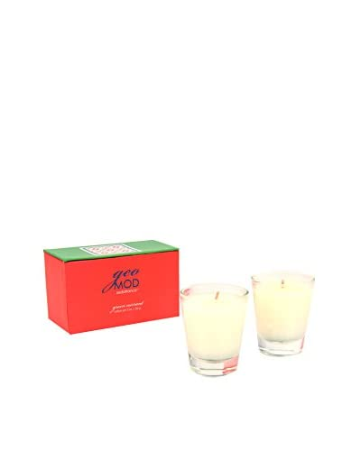 Seda France 2 Sets of Green Currant Votives