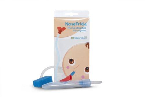 FridaBaby NoseFrida The SnotSucker Nasal Aspirator