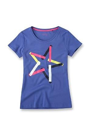 Esprit Mädchen T-Shirt, Blau (Bleu Lavande 468), 170