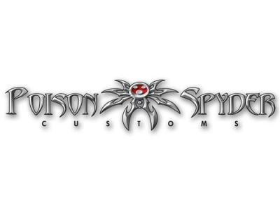Poison Spyder Logo Decal - 30