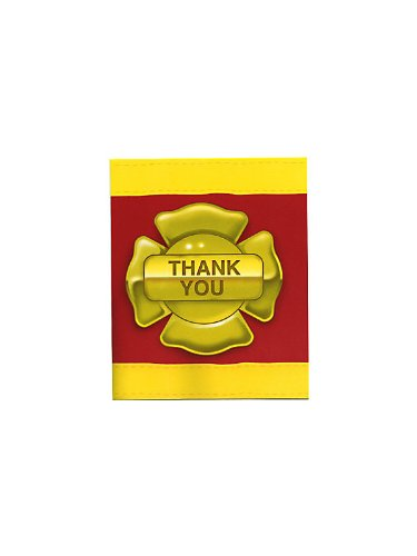 Firefighter Thank You Notes 8ct