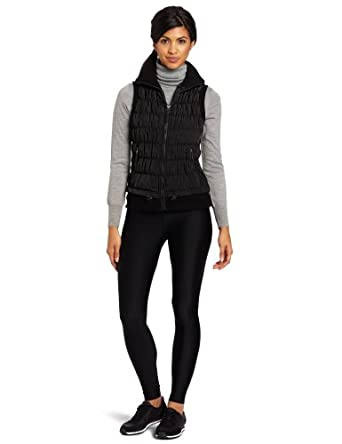 Calvin Klein Performance Women's Filled Vest Jacket, Black, X-Small