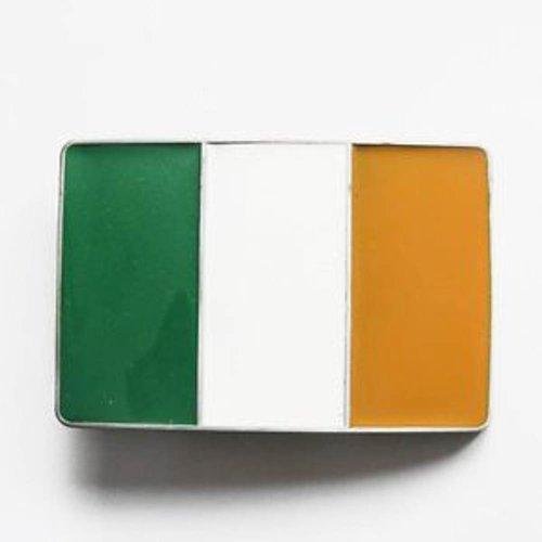 Irish Flag Ireland Saint Patric Celtic Belt Buckle
