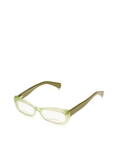 Alexander McQueen Montura AMQ 4203_K6H (52 mm) Verde