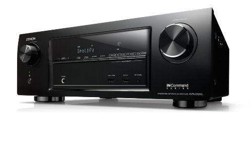 Denon - Avrx1000 Denon - 5.1 Channel A/V Multi-Zone Receiver & Dbt1713Ud 3D Ready Universal Disc Player With Networking - Bundle