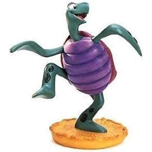WDCC Disney 디즈니 터틀 리틀 머메이드 Twistin' Turtle [병행수입품]-t1