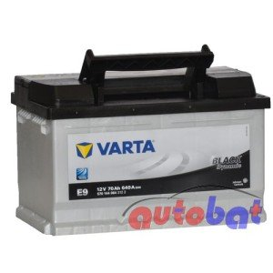 varta starterbatterie black dynamic 5701440643122 spar. Black Bedroom Furniture Sets. Home Design Ideas