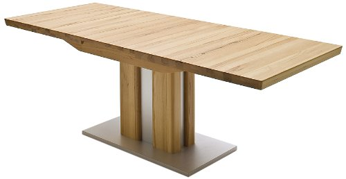 Esstisch Massivholz Behandeln : Massivholztisch ausziehbar naturbelassene Esstische liegen im Trend