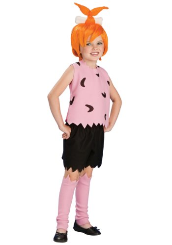 [Pebbles Costume - Large] (Pebbles Child Costumes)