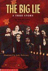 FREE guided reading lesson plans written for the book The Big Lie. This is a powerful, heart-wrenching story about the Holocaust.