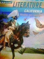 Pearson Literature California: Reading and Language