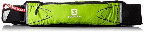 Salomon Zaini Idratanti Agile 250, Colore Verde/Grigio