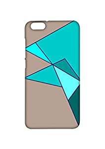 VDESI Designer Matte Back Cover For Huawei Honor 4x-11550139
